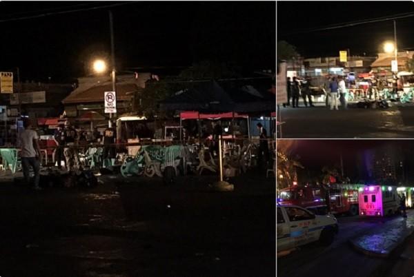 Ít nhất 10 người thiệt mạng trong vụ nổ này