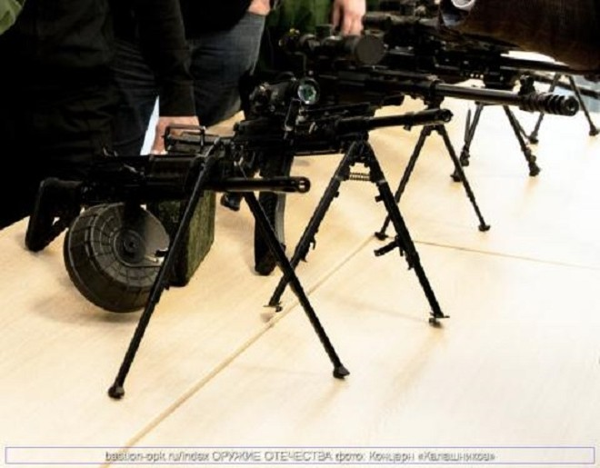 RPK-16 sẽ có băng đạn lên tới 96 viên