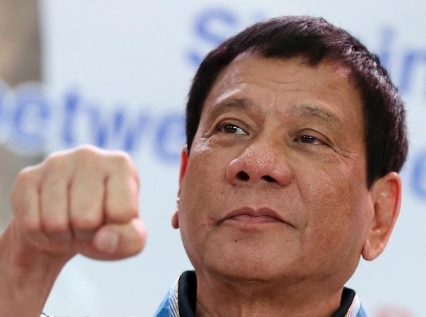 Tổng thống Duterte đang mở chiến dịch truy quét tội phạm trên toàn quốc
