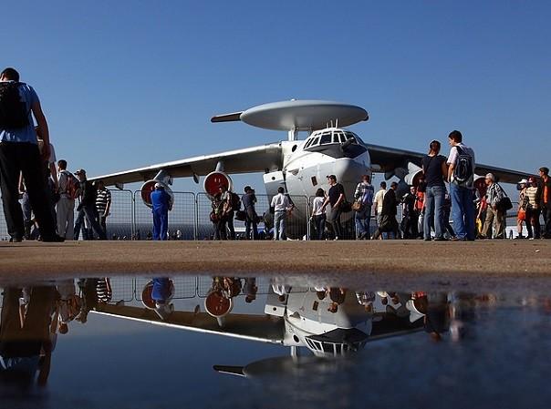 Máy bay AWACS A-100 của Nga vẫn đang trong quá trình thử nghiệm thiết kế