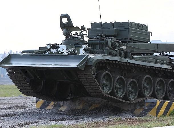 Xe sửa chữa và phục hồi BREM-1 của Nga