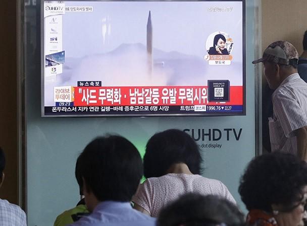 Triều Tiên phóng tên lửa đúng lúc diễn ra hội nghị thượng đỉnh G20 ở Trung Quốc