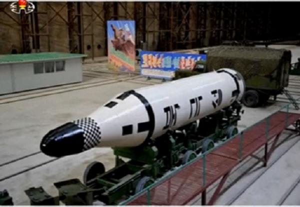 Trung Quốc hỗ trợ Triều Tiên phát triển tên lửa đạn đạo?