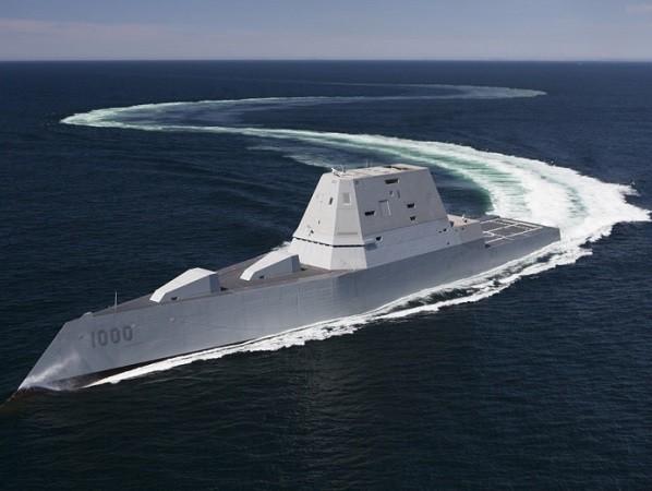 DDG 1000 là tàu khu trục tàng hình hiện đại nhất của Mỹ