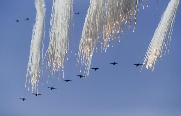 Video 120.000 lính Nga tập trận bảo vệ Crimea