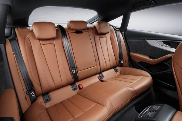 Audi A5 Sportback 2017: Thiết kế đẹp mắt, rộng rãi