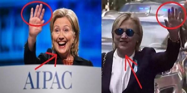 Bà Clinton dùng người đóng thế để giấu bệnh?