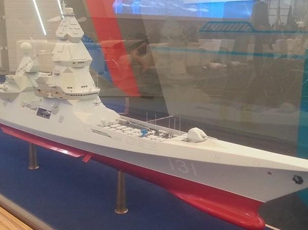 """Tàu khu trục Leader của Nga trang bị hệ thống """"chọc mù mắt"""" quân địch"""