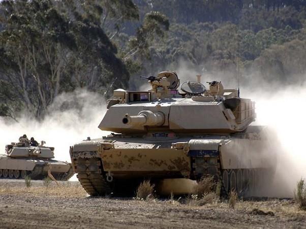 Xe tăng M1 Abrams bị chê là kém hơn các đối thủ cùng loại ở khả năng tự vệ chủ động