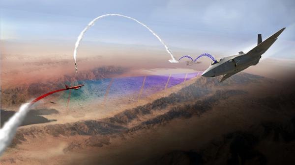 F-35 không trực tiếp tiêu diệt mục tiêu mà truyền thông tin để Aegis thực hiện việc này