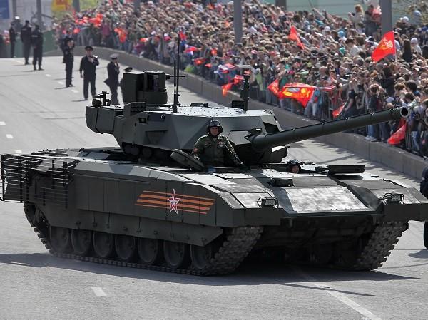 Xe tăng Armata của Nga