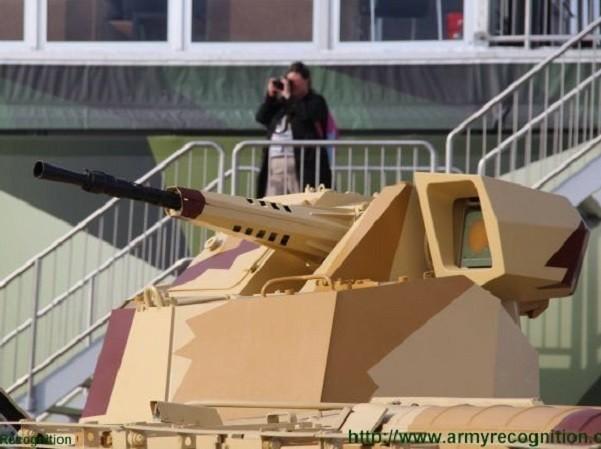 Mô-đun vũ khí điều khiển từ xa này sẽ xuất hiện trên một loạt xe bọc thép mới của Nga