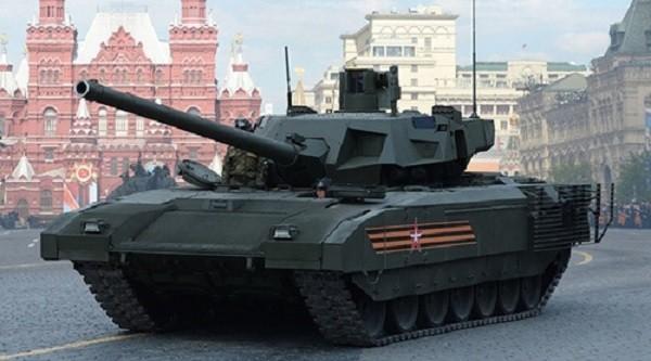 5 loại vũ khí nguy hiểm nhất của lục quân Nga trong tương lai