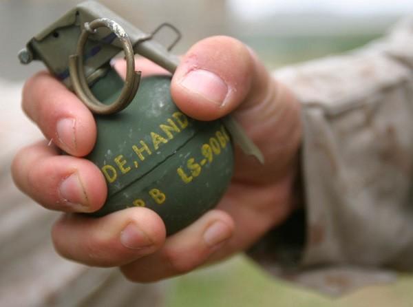 Lựu đạn M67 của quân đội Mỹ