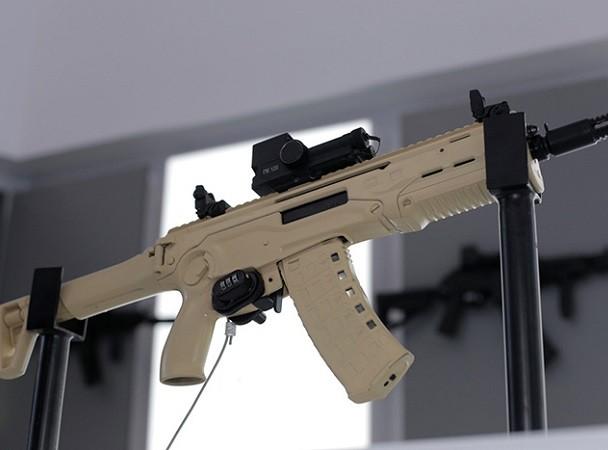 Súng trường tấn công cỡ nhỏ Kalashnikov MA