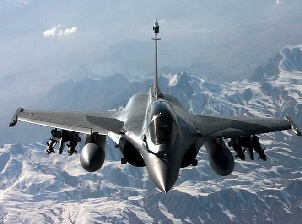 Chiến đấu cơ Rafale là mẫu máy bay hiện đại nhất của Pháp