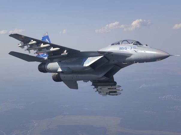 Máy bay MiG-35 của Nga