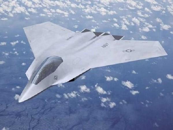 Mỹ phát triển máy bay chiến đấu mới vì lo lắng sự tiến bộ của Nga và Trung Quốc