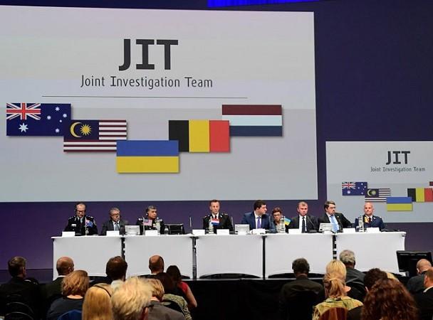 JIT bao gồm các nhà điều tra từ Hà Lan, Bỉ, Úc, Malaysia và Ukraine
