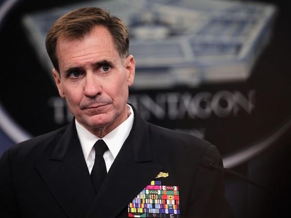 Phát ngôn viên Bộ Ngoại giao Mỹ John Kirby