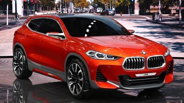 BMW X2 concept: SUV lai coupe đầy hấp dẫn