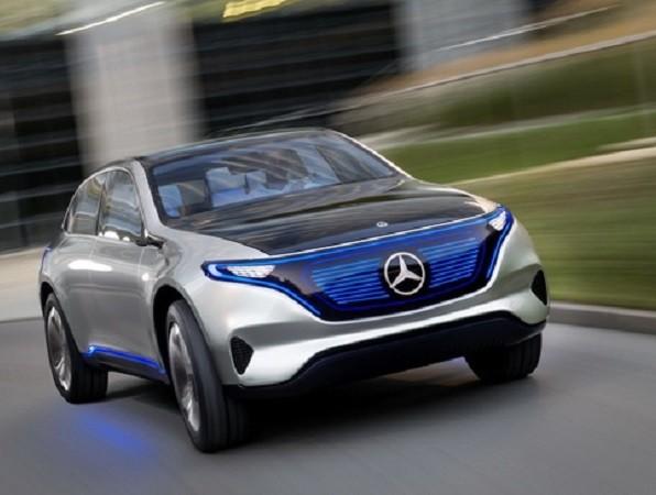 Mercedes-Benz Generation EQ mang thiết kế đơn giản nhưng hiện đại