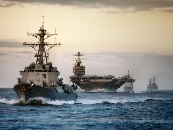Hải quân Mỹ sẵn sàng đi vào các khu vực A2/AD của Nga và Trung Quốc