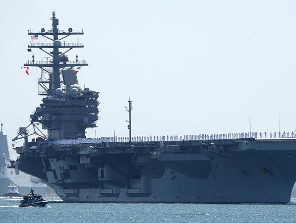Mỹ - Hàn Quốc liên tục tập trận để thị uy trước Triều Tiên