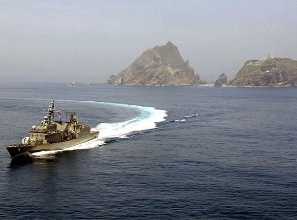 Căng thẳng giữa Hàn Quốc và Nhật Bản có thể làm Mỹ khó xử