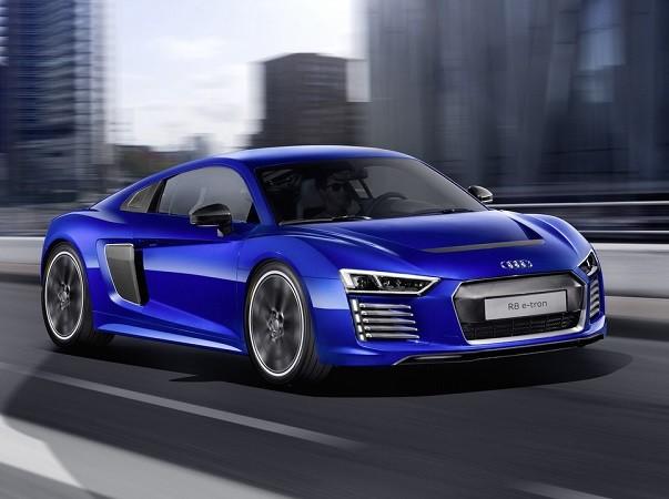 Audi R8 e-tron bị khai tử sau 1 năm ra mắt ảnh 1