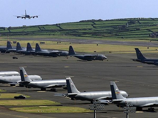 Mỹ đã ngừng sử dụng căn cứ Lajes Field được 1 năm