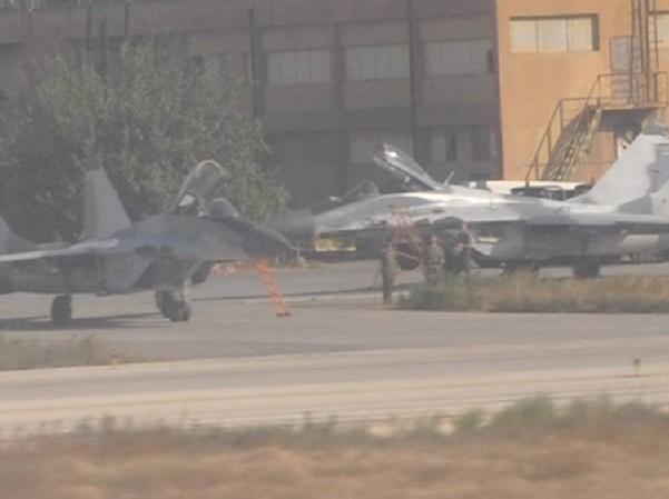 MiG-29 Syria sẽ mang theo tên lửa R-77 để tự vệ