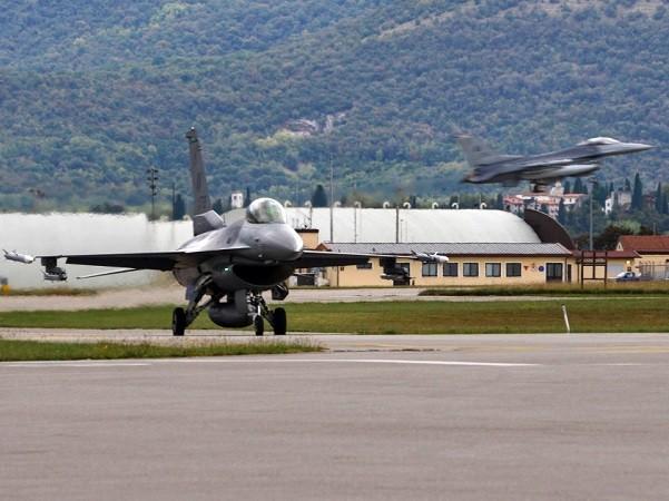 Một nhóm chiến đấu cơ F-16 Mỹ đã có mặt tại căn cứ ở Djibouti, đề phòng khủng hoảng leo thang tại Nam Sudan