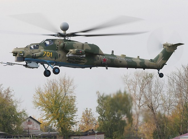 Trực thăng Mi-28NM sẽ sớm được bàn giao cho quân đội Nga