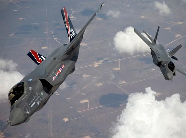 Nhật Bản sẽ là nước ngoài đầu tiên được Mỹ triển khai F-35 lên lãnh thổ
