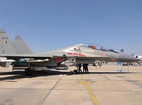 Tên lửa BrahMos trên Su-30MKI sẽ nâng tầm không quân Ấn Độ