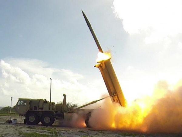Tên lửa phòng không THAAD