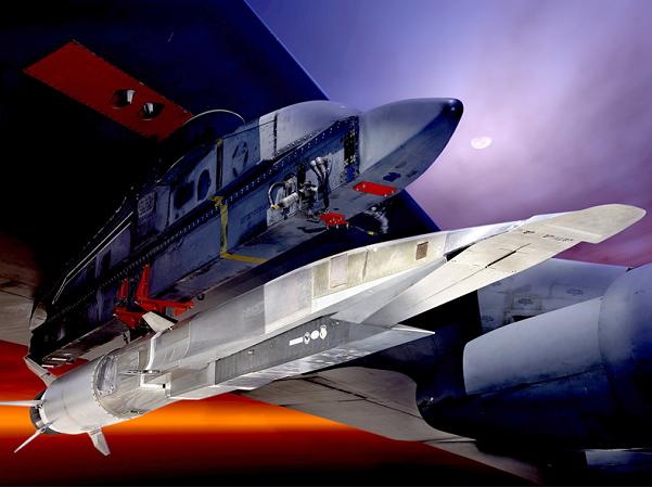 Động cơ scramjet sẽ giúp tên lửa đạt được tốc độ Mach 5