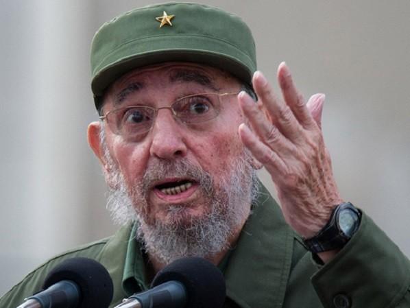 Ông Fidel Castro đã từ trần hôm 25-11, thọ 90 tuổi