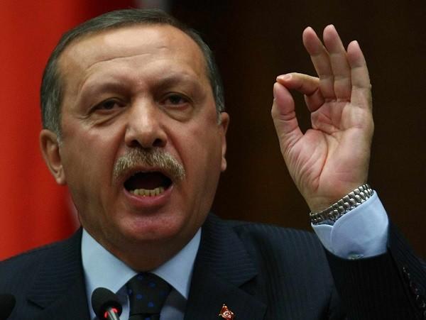 Tổng thống Erdogan tuyên bố mục tiêu của quân đội Thổ Nhĩ Kỳ tại Syria là lật đổ ông Assad