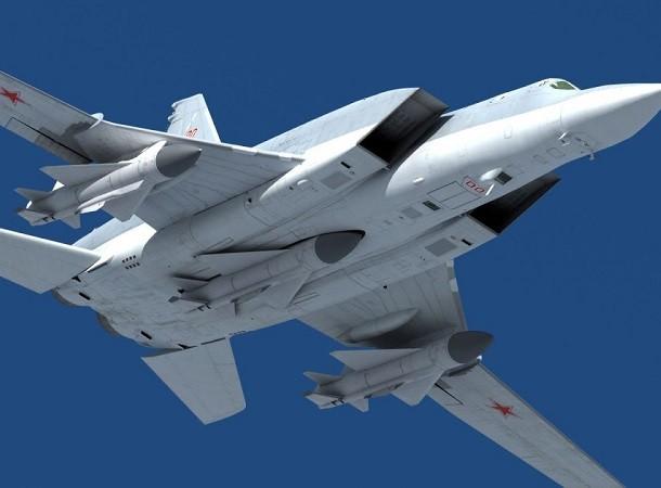 Máy bay ném bom Tu-22M3 sẽ được sử dụng để thử nghiệm tên lửa siêu thanh tầm xa mới