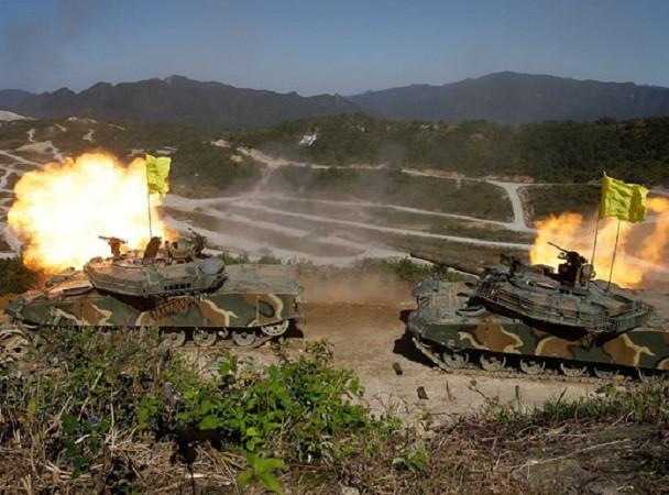 Triều Tiên tuyên bố có thể vùi dập Hàn Quốc bằng pháo binh