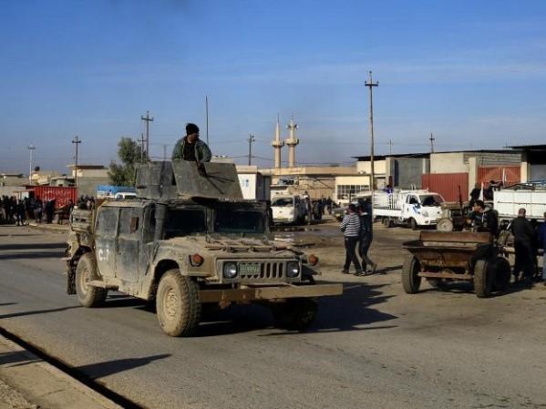Việc giải phóng Mosul bắt đầu đi vào giai đoạn khó khăn