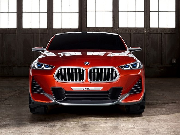 BMW X2 concept có thiết kế vô cùng mới lạ