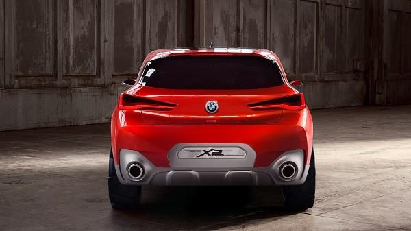 Bản thương mại của BMW X2 sẽ độc và lạ như concept