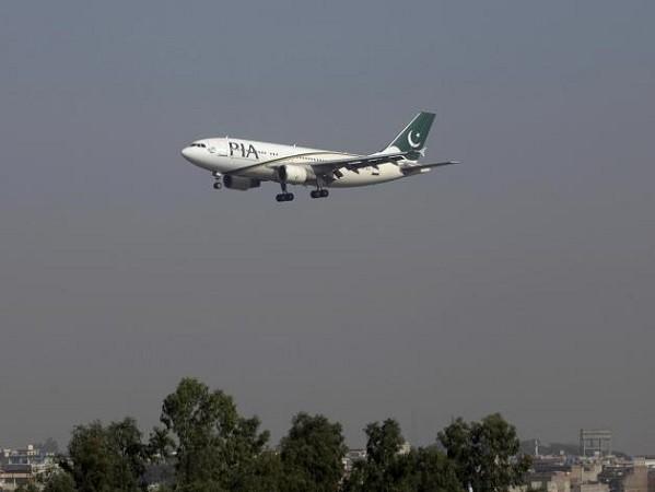 Chiếc máy bay rơi khi đang chở 47 người (Ảnh minh họa)