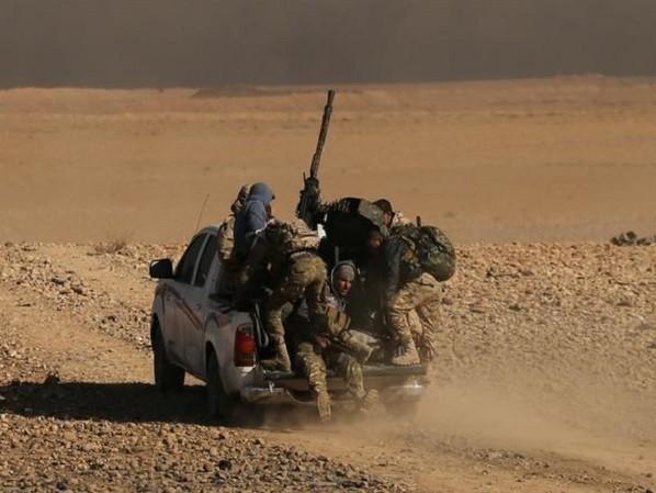 Quân đội Iraq đã bị tấn công bất ngờ bởi IS khi đang ở trong bệnh viện