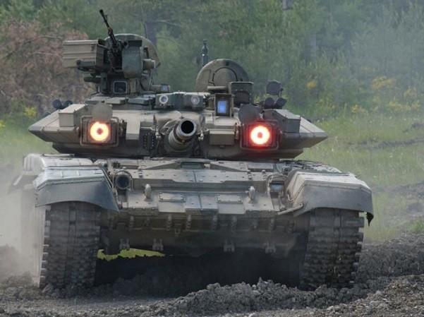 Xe tăng T-72 và T-90 sẽ có khả năng phát hiện mục tiêu như T-14 Armata