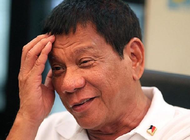 Tổng thống Duterte cảm thấy ngại khi gặp ông Obama