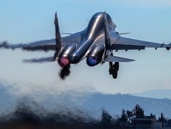 Su-30SM là mẫu máy bay có thể thực hiện nhiều nhiệm vụ